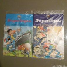 Tebeos: 2 TEBEOS SUPERLOPEZ PRECINTADO ORIGINAL.. Lote 210797122