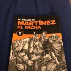 Tebeos: MARTINEZ EL FACHA.- COMPLETA EN 10 ALBUNES.- MUY NUEVOS.-. Lote 210958196