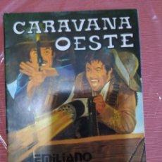 Tebeos: 4 NÚMEROS DE CARAVANA OESTE, NUEVOS. Lote 210977360