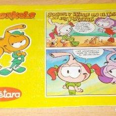"""Tebeos: COMIC """" SNORKELS"""" N° 6 """"CUETARA"""" 1988. Lote 211404516"""