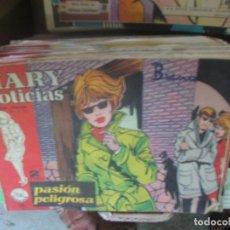 Tebeos: MARY NOTICIAS. -LOTE DE 275 EJEMPLARES. EDITA IBERO MUNDIAL. Lote 211519044