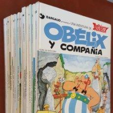 Tebeos: GRAN LOTE DE 17 ASTERIX, AÑOS 70 - 80 - VER FOTOS, TÍTULOS Y DESCRIPCIÓN. Lote 212883426
