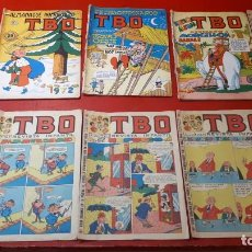 Tebeos: TBO, LOTE DE 10. Lote 212980110
