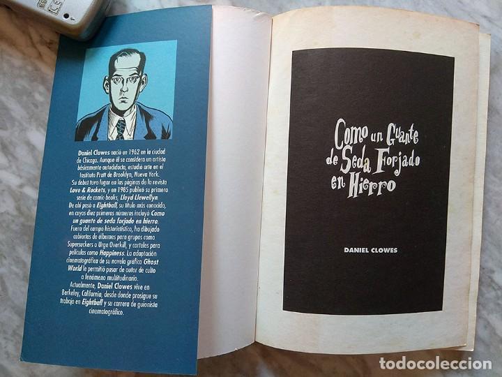 Tebeos: Lote cómics terror Hideshi Hino Criatura maldita Daniel Clowes guante seda forjado hierro ZOMBIES! - Foto 4 - 213160001