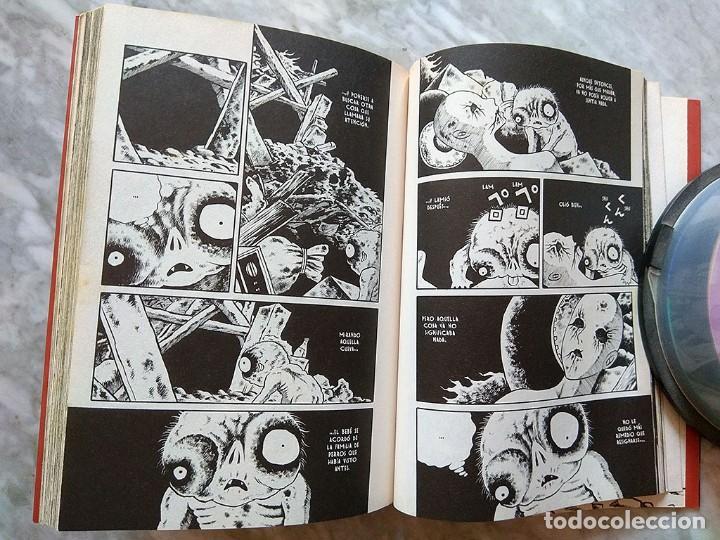 Tebeos: Lote cómics terror Hideshi Hino Criatura maldita Daniel Clowes guante seda forjado hierro ZOMBIES! - Foto 11 - 213160001