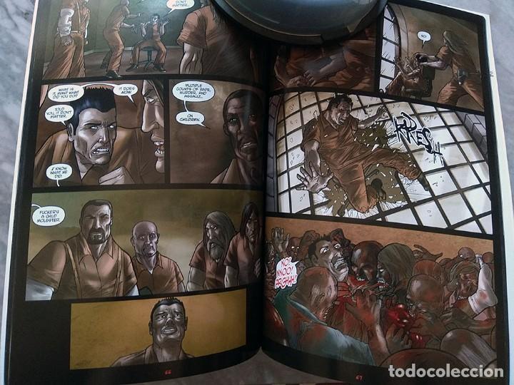 Tebeos: Lote cómics terror Hideshi Hino Criatura maldita Daniel Clowes guante seda forjado hierro ZOMBIES! - Foto 14 - 213160001