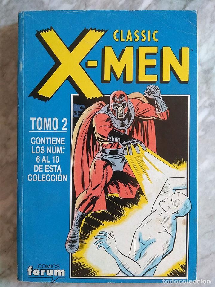Tebeos: Lote superhéroes Classic X-Men Capitán América Conan Héroes primera temporada Ultimate Spiderman - Foto 6 - 213186173
