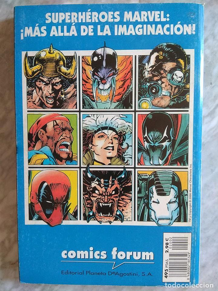 Tebeos: Lote superhéroes Classic X-Men Capitán América Conan Héroes primera temporada Ultimate Spiderman - Foto 7 - 213186173