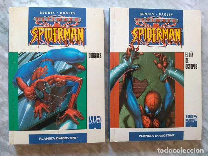 Tebeos: Lote superhéroes Classic X-Men Capitán América Conan Héroes primera temporada Ultimate Spiderman - Foto 11 - 213186173