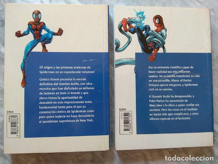 Tebeos: Lote superhéroes Classic X-Men Capitán América Conan Héroes primera temporada Ultimate Spiderman - Foto 12 - 213186173