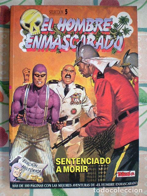Tebeos: Lote 4 cómics Hombre Enmascarado (2 tomos) Guy Delisle Crónicas birmanas Terminal City (Vertigo) - Foto 5 - 213192492