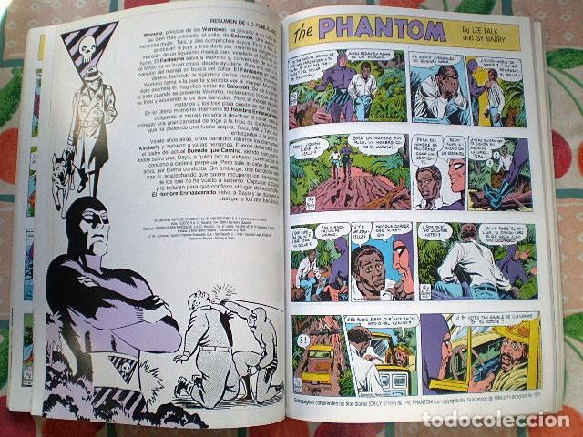 Tebeos: Lote 4 cómics Hombre Enmascarado (2 tomos) Guy Delisle Crónicas birmanas Terminal City (Vertigo) - Foto 6 - 213192492