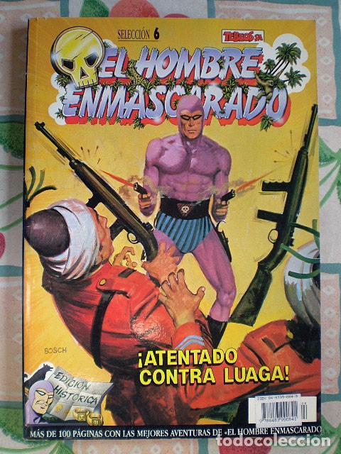 Tebeos: Lote 4 cómics Hombre Enmascarado (2 tomos) Guy Delisle Crónicas birmanas Terminal City (Vertigo) - Foto 7 - 213192492