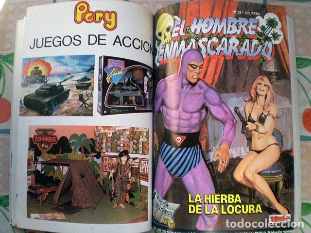 Tebeos: Lote 4 cómics Hombre Enmascarado (2 tomos) Guy Delisle Crónicas birmanas Terminal City (Vertigo) - Foto 8 - 213192492