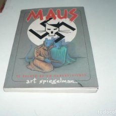 Tebeos: MAUS. Lote 213417505