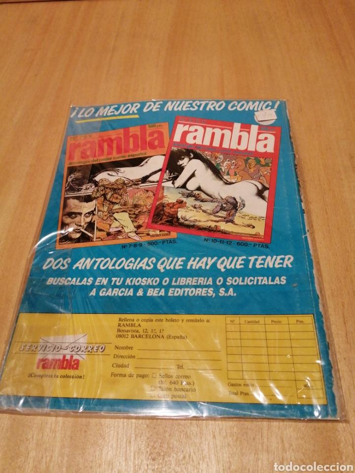 Tebeos: Rampa. Especial Fiestas. N 9. dic/ene 1985 - Foto 2 - 213445691