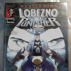 Tebeos: MARVEL KNIGHTS LOBEZNO PUNISHER REVELACION CÓMIC – 1 ENERO 2000. Lote 213615763