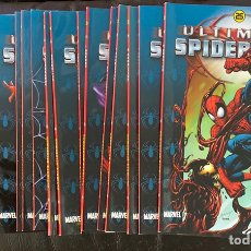 Tebeos: LOTE ULTIMATE SPIDERMAN PANINI. Lote 213655270