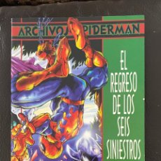 Tebeos: LOTE SPIDERMAN FORUM PANINI. Lote 213657780
