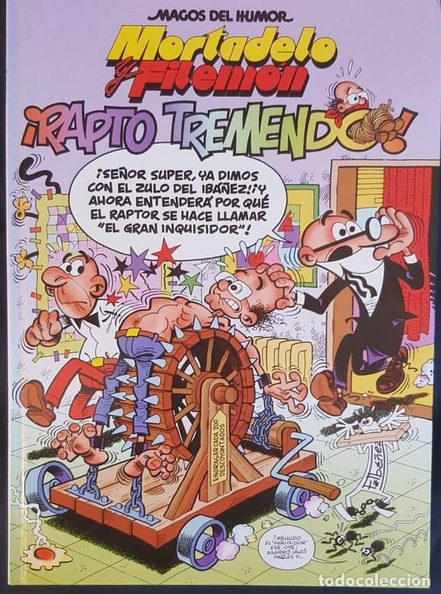 Tebeos: LOTE DE 55 TOMOS DE MAGOS DEL HUMOR (EXCELENTE ESTADO) - VER FOTOS Y NÚMEROS (SUELTOS PREGUNTAR) - Foto 17 - 182828472