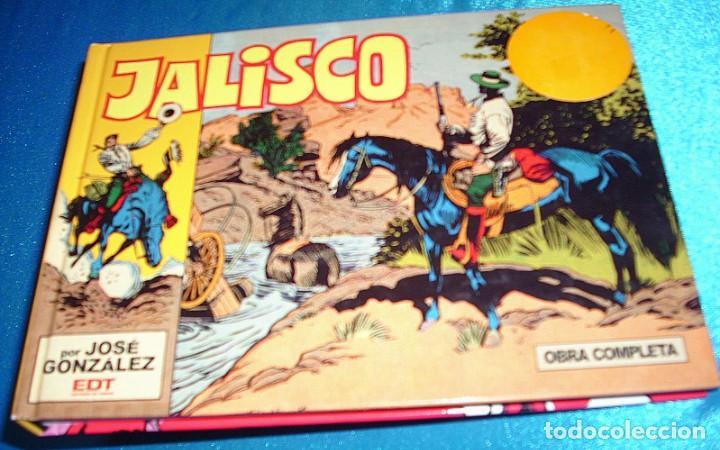 JALISCO, COMPLETA EN 1 TOMO EDT 2012- PERFECTA- LEER DESCRIPCION Y VER FOTOS (Tebeos y Comics - Tebeos Colecciones y Lotes Avanzados)