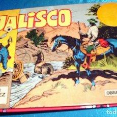 Tebeos: JALISCO, COMPLETA EN 1 TOMO EDT 2012- PERFECTA- LEER DESCRIPCION Y VER FOTOS. Lote 214196071