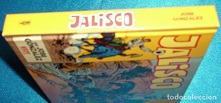 Tebeos: JALISCO, COMPLETA EN 1 TOMO EDT 2012- PERFECTA- LEER DESCRIPCION Y VER FOTOS - Foto 2 - 214196071