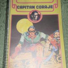 Tebeos: TEBEOS-COMICS GOYO - CAPITAN CORAJE - COMPLETA - URSUS - AA98. Lote 214222566