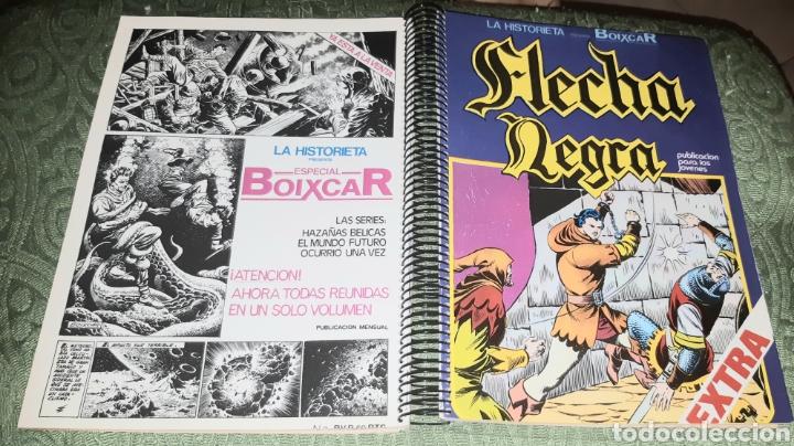 Tebeos: TEBEOS-COMICS GOYO - FLECHA NEGRA - COMPLETA - URSUS - AA98 - Foto 2 - 214222833