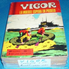 Tebeos: VIGOR, COMPLETA, EUREDIT 1970 - LEER DESCRIPCION Y VER FOTOS. Lote 214259002