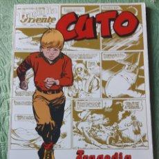 Tebeos: TEBEOS-COMICS GOYO - CUTO - TRAGEDIA EN ORIENTE - COMPLETA- BLASCO - AA97. Lote 215198552