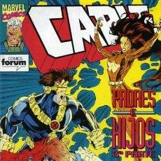 Tebeos: CABLE, VOL 1, Nº 8 - FORUM (1994) - EXCELENTE ESTADO. Lote 215804980