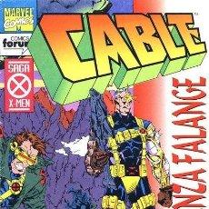 Tebeos: CABLE, VOL 1, Nº 17 (ESPECIAL 48 PG.) - FORUM (1994) - EXCELENTE ESTADO. Lote 242406970