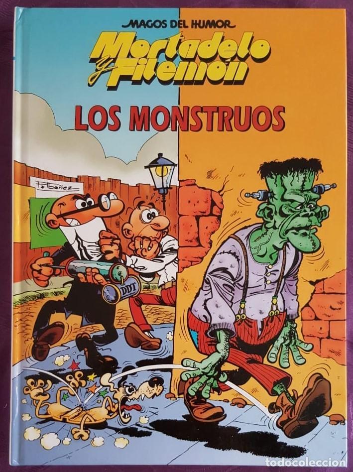 Tebeos: LOTE DE 55 TOMOS DE MAGOS DEL HUMOR (EXCELENTE ESTADO) - VER FOTOS Y NÚMEROS (SUELTOS PREGUNTAR) - Foto 12 - 182828472