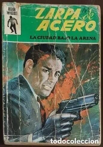 TOMO DE MISIÓN IMPOSIBLE -ZARPA DE ACERO (Tebeos y Comics - Tebeos Colecciones y Lotes Avanzados)