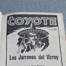 """Tebeos: TOMO VI DE """"EL COYOTE"""" EDICIÓN CLIPER. Lote 217336690"""