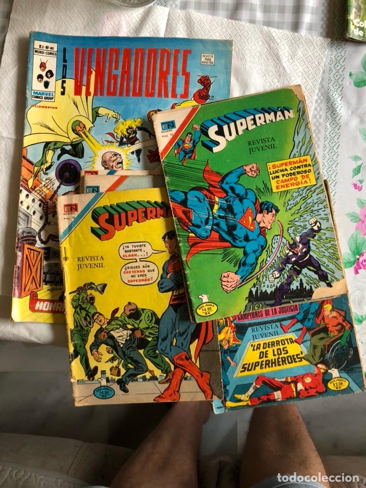 LOTE CÓMIC ANTIGUOS (Tebeos y Comics - Tebeos Pequeños Lotes de Conjunto)