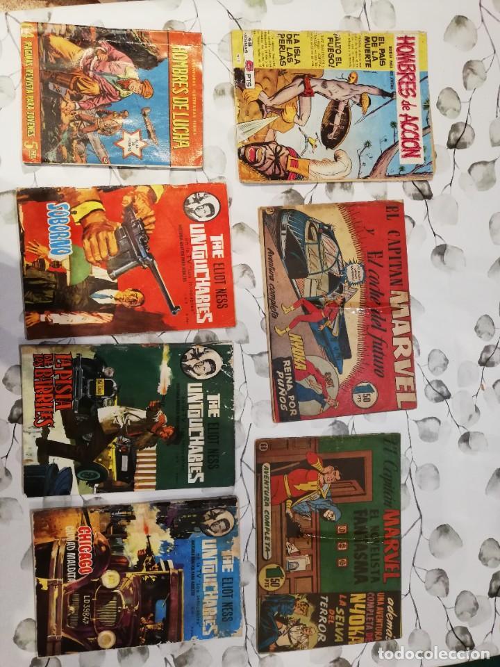 LOTE DE TEBEOS (Tebeos y Comics - Tebeos Pequeños Lotes de Conjunto)
