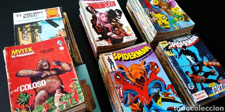 LOTE FORUM VERTICE BRUGUERA PANINI PLANETA VER FOTOS (Tebeos y Comics - Tebeos Pequeños Lotes de Conjunto)