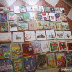 Tebeos: CUENTOS.-GRAN LOTE DE 53 CUENTOS INFANTILES.. Lote 219133201
