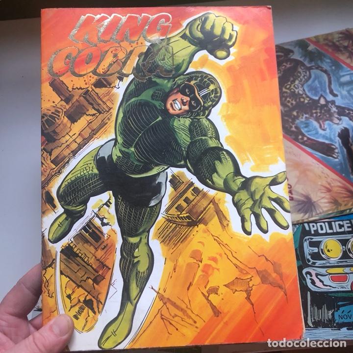 Tebeos: Gran lote de cómic antiguos - Foto 17 - 219315978