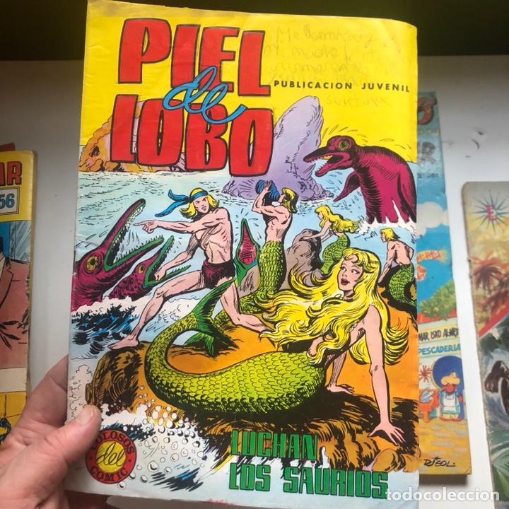 Tebeos: Gran lote de cómic antiguos - Foto 20 - 219315978
