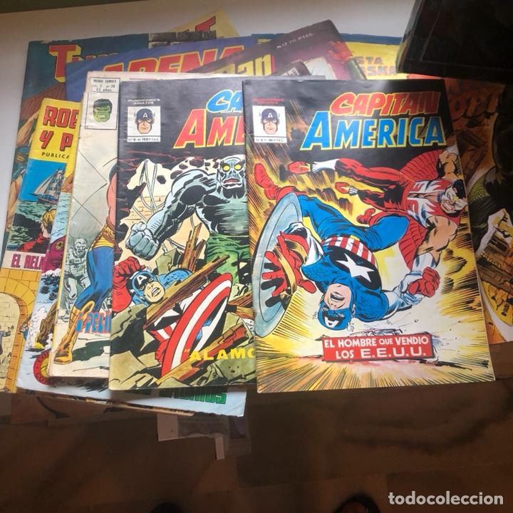 GRAN LOTE DE CÓMIC ANTIGUOS (Tebeos y Comics - Tebeos Pequeños Lotes de Conjunto)