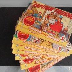 Tebeos: LOTE 50 TEBEOS CAPITÁN TRUENO (SUELTOS DE TOMO). Lote 220656570