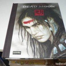 Livros de Banda Desenhada: DEAD MOON. Lote 220752338