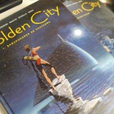 Giornalini: GOLDEN CITY -6 ALBUMES- (1-6 COLECCIÓN COMPLETA) GLENAT. Lote 221156567