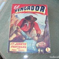 Tebeos: EL VENGADOR DE FIDEL PRADO Nº 6. Lote 221483173