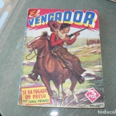 Tebeos: EL VENGADOR DE FIDEL PRADO Nº 12. Lote 221483228