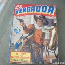 Tebeos: EL VENGADOR DE FIDEL PRADO Nº 8. Lote 221483292