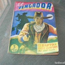 Tebeos: EL VENGADOR DE FIDEL PRADO Nº 9. Lote 221483338